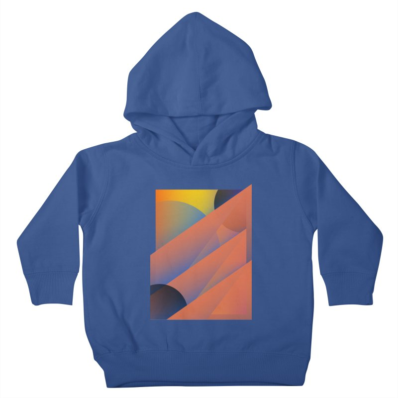 Lumen Vultus Kids Toddler Pullover Hoody by His Artwork's Shop