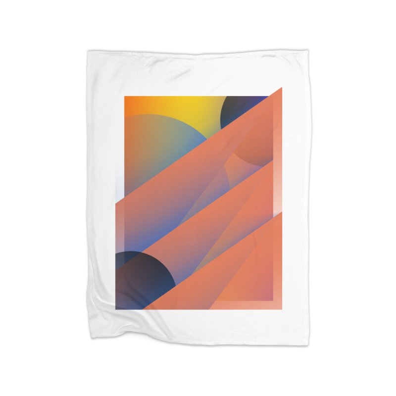 Lumen Vultus Home Blanket by His Artwork's Shop