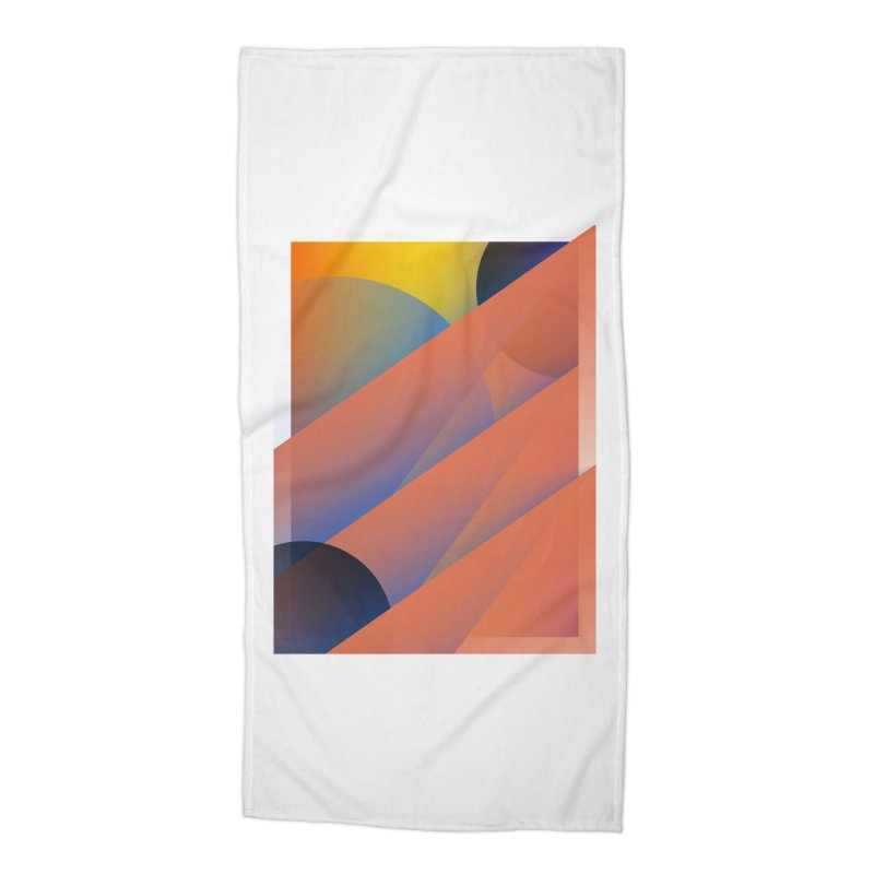 Lumen Vultus Accessories Beach Towel by His Artwork's Shop