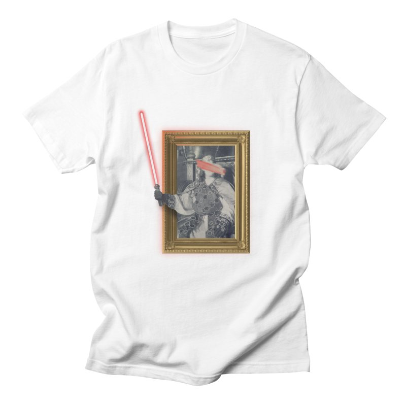 Camelot far far away Men's Regular T-Shirt by His Artwork's Shop