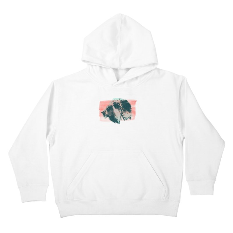 Leader Kids Pullover Hoody by His Artwork's Shop