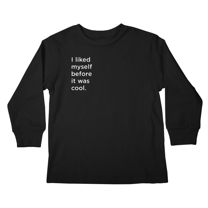 SELL OUT Kids Longsleeve T-Shirt by His Artwork's Shop