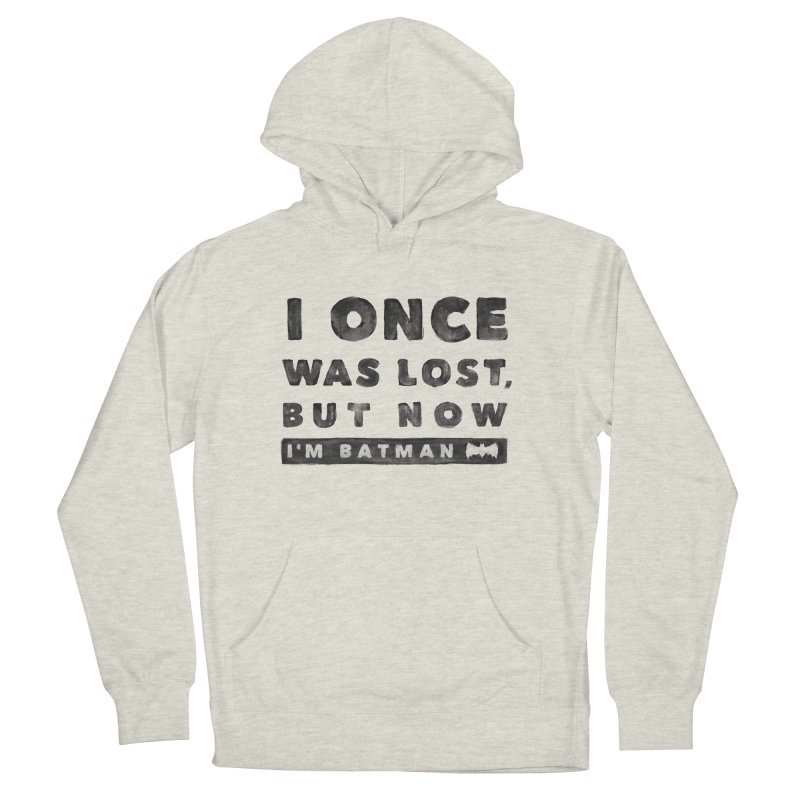 I once was lost... Women's Pullover Hoody by His Artwork's Shop