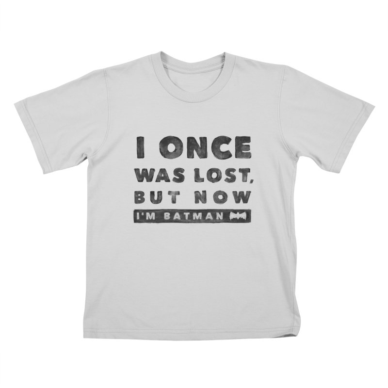 I once was lost... Kids T-Shirt by His Artwork's Shop