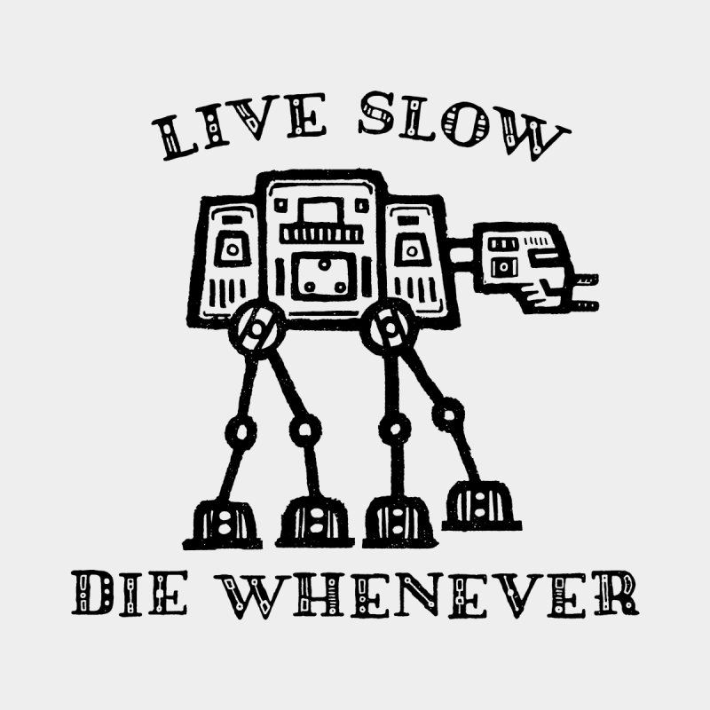 Live Slow Women's Tank by His Artwork's Shop