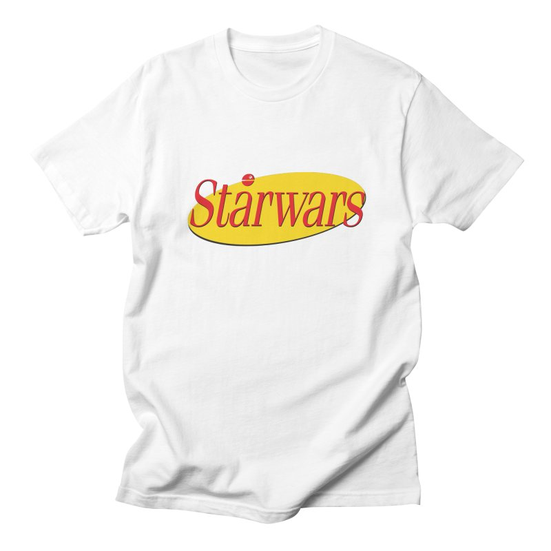 What's the deal with starwars? Men's T-Shirt by His Artwork's Shop