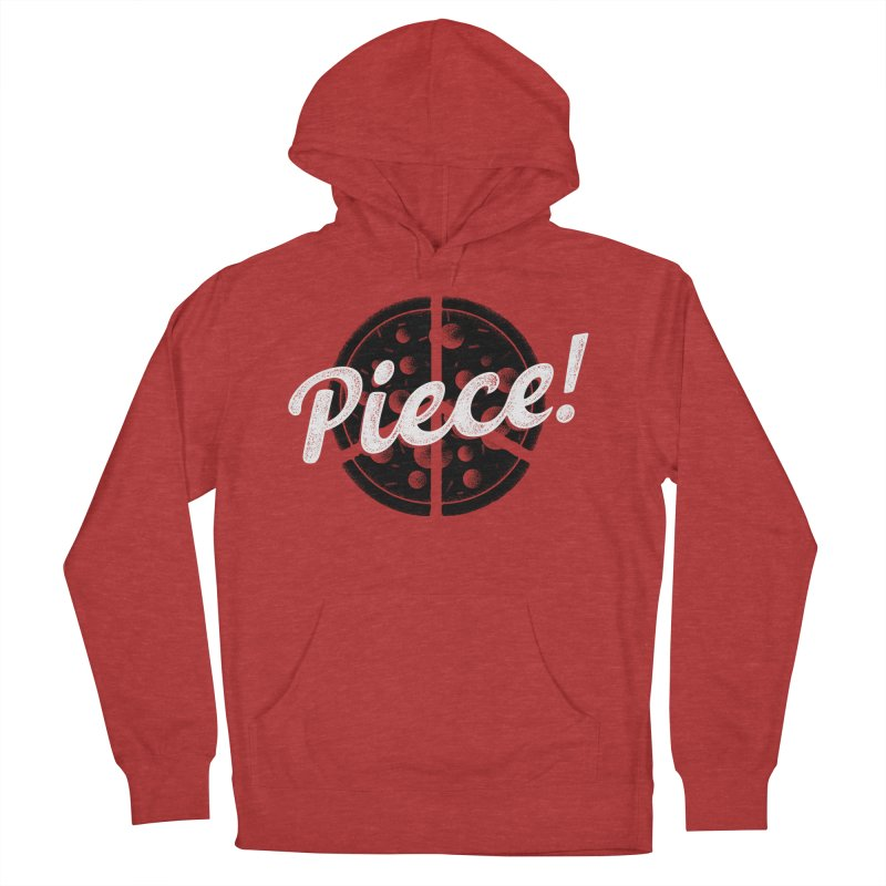 Piece for All Women's Pullover Hoody by His Artwork's Shop
