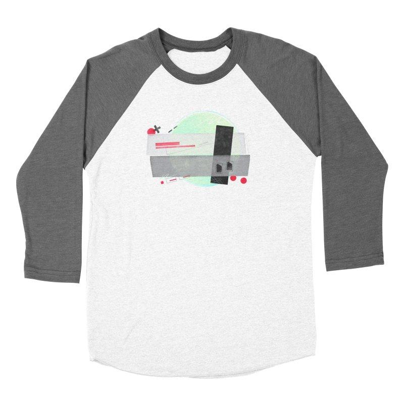 Kandinsky Entertainment System Men's Longsleeve T-Shirt by His Artwork's Shop