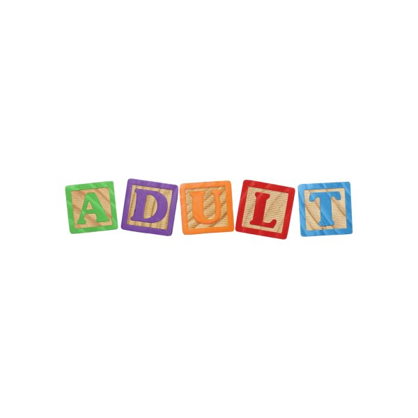 image for I is adult