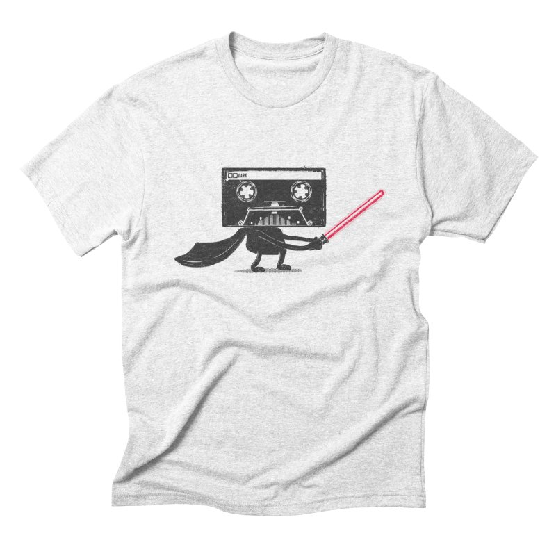 Media Wars II Men's Triblend T-shirt by His Artwork's Shop