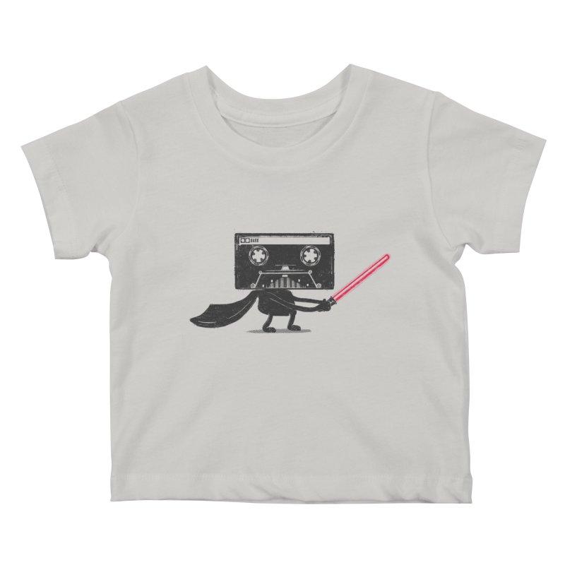Media Wars II Kids Baby T-Shirt by His Artwork's Shop