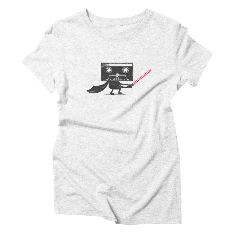 Media Wars II Women's Triblend T-shirt by His Artwork's Shop