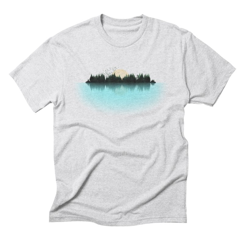 The Sound of Nature Men's Triblend T-Shirt by His Artwork's Shop