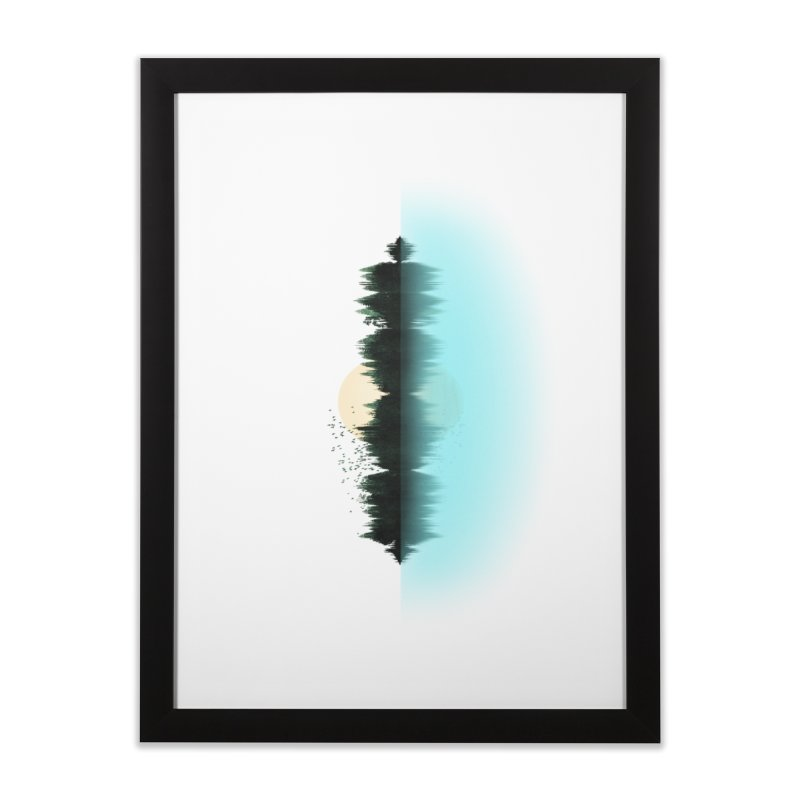The Sound of Nature Home Framed Fine Art Print by His Artwork's Shop