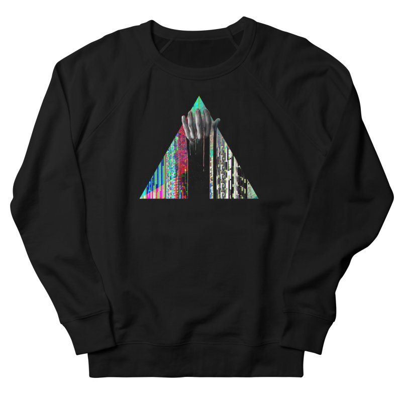 Fragments Women's Sweatshirt by His Artwork's Shop