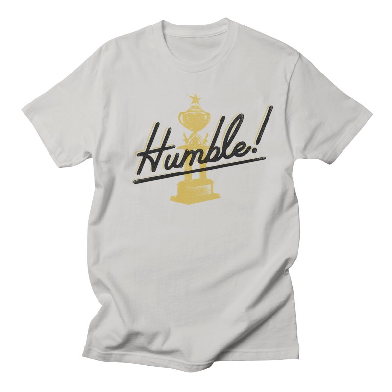 I'm so Humble Men's Regular T-Shirt by His Artwork's Shop