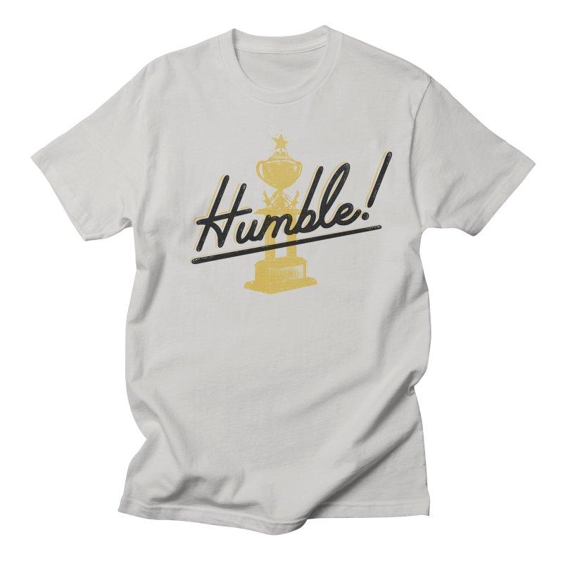 I'm so Humble Men's T-Shirt by His Artwork's Shop
