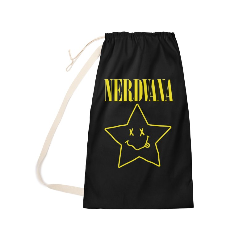 NERDVANA Accessories Bag by His Artwork's Shop