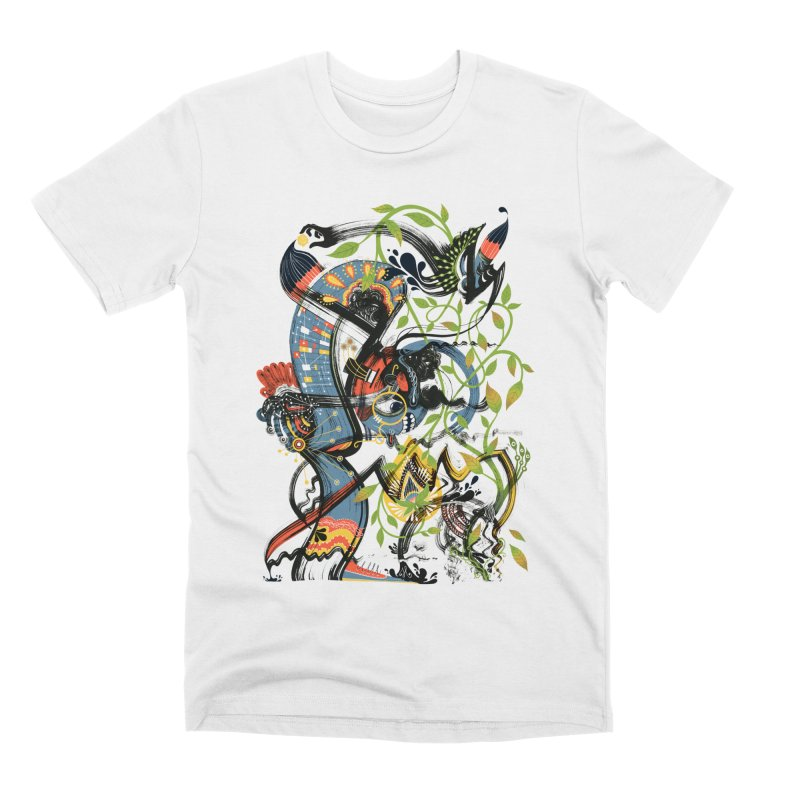 Discovery Men's T-Shirt by HABBENINK's Artist Shop