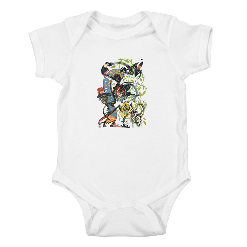 Discovery Kids Baby Bodysuit by HABBENINK's Artist Shop