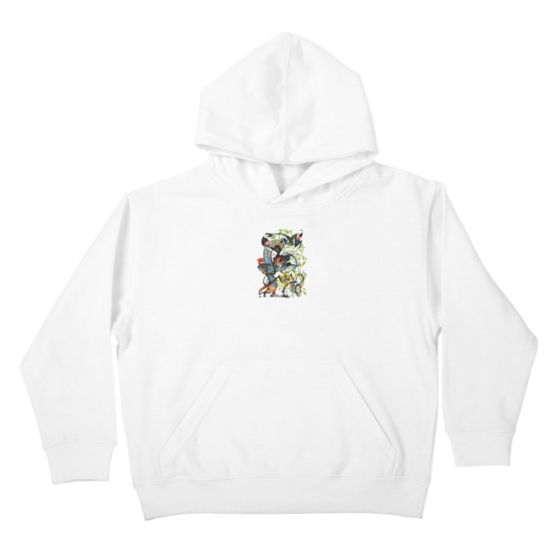 Discovery Kids Pullover Hoody by HABBENINK's Artist Shop