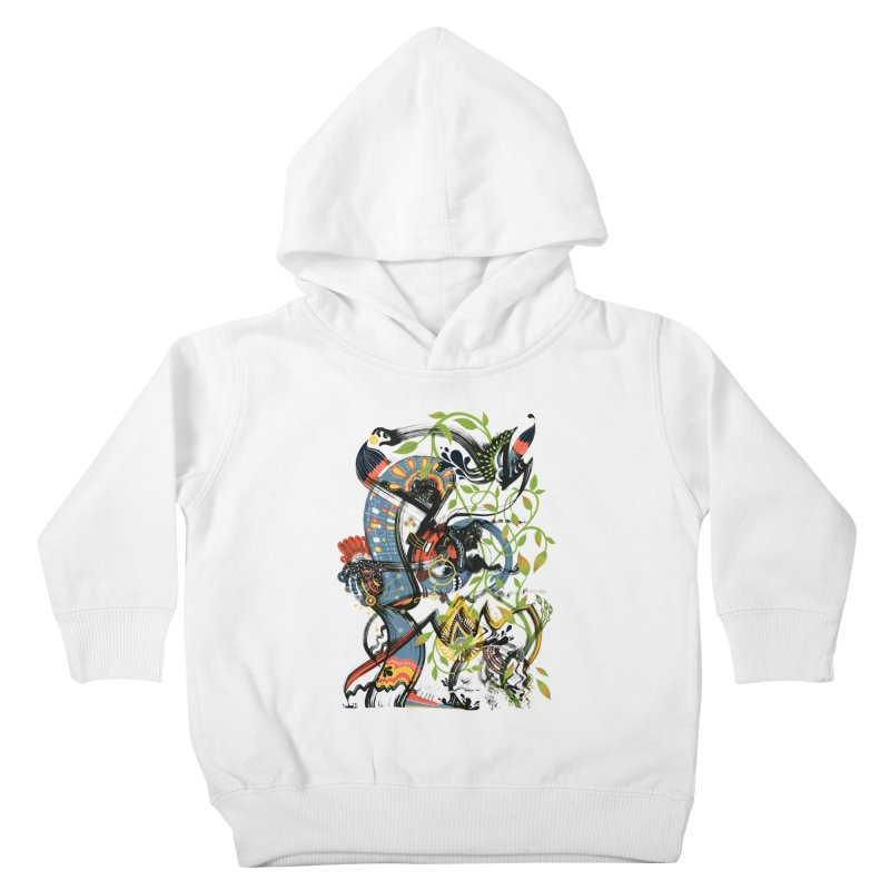 Discovery Kids Toddler Pullover Hoody by HABBENINK's Artist Shop