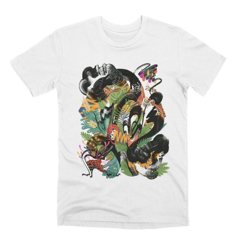 In the Garden Men's T-Shirt by HABBENINK's Artist Shop