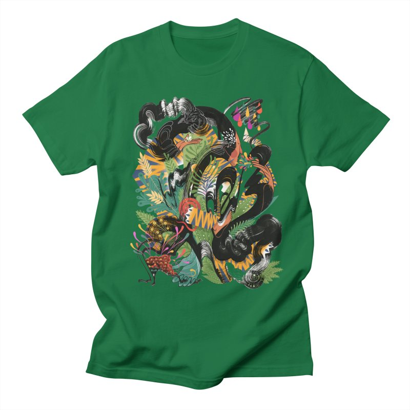 In the Garden Men's T-Shirt by HABBENINK's Artist Shop