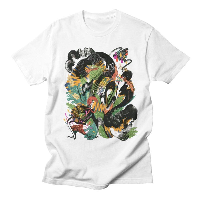In the Garden Women's Regular Unisex T-Shirt by HABBENINK's Artist Shop