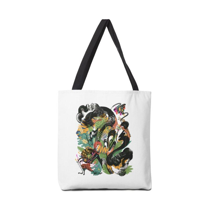 In the Garden Accessories Tote Bag Bag by HABBENINK's Artist Shop
