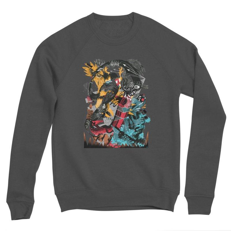 Nacido Sin Rostro Women's Sponge Fleece Sweatshirt by HABBENINK's Artist Shop