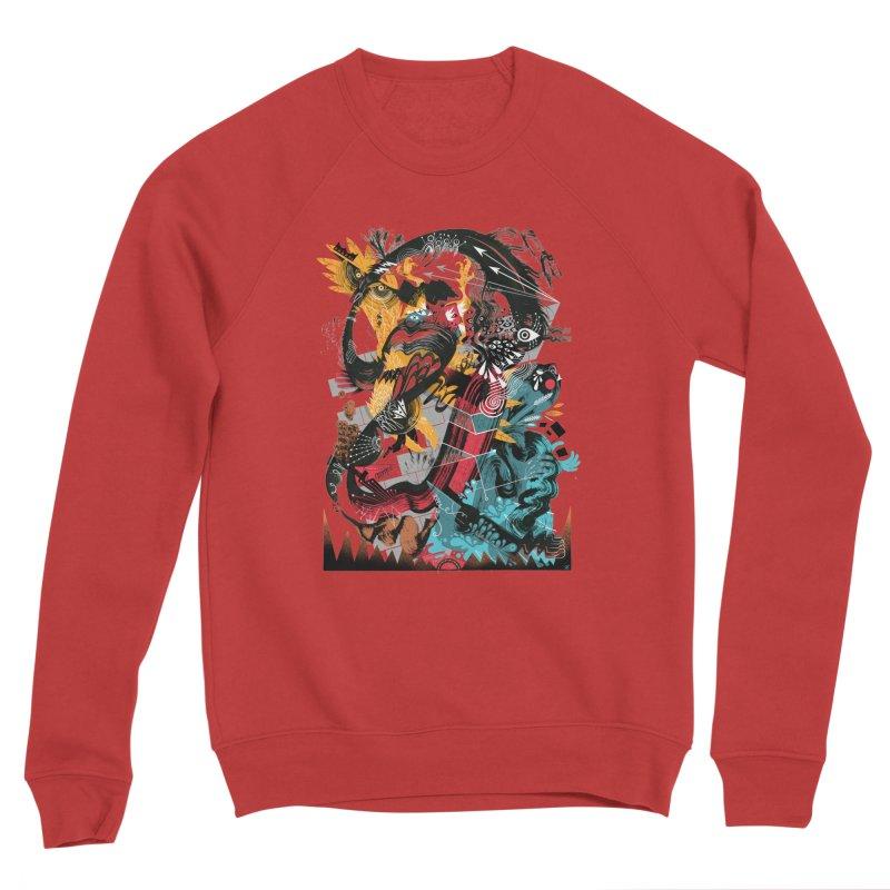Nacido Sin Rostro Women's Sweatshirt by HABBENINK's Artist Shop