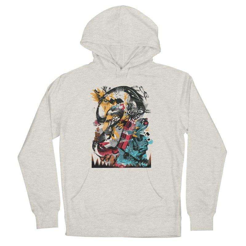 Nacido Sin Rostro Men's Pullover Hoody by HABBENINK's Artist Shop