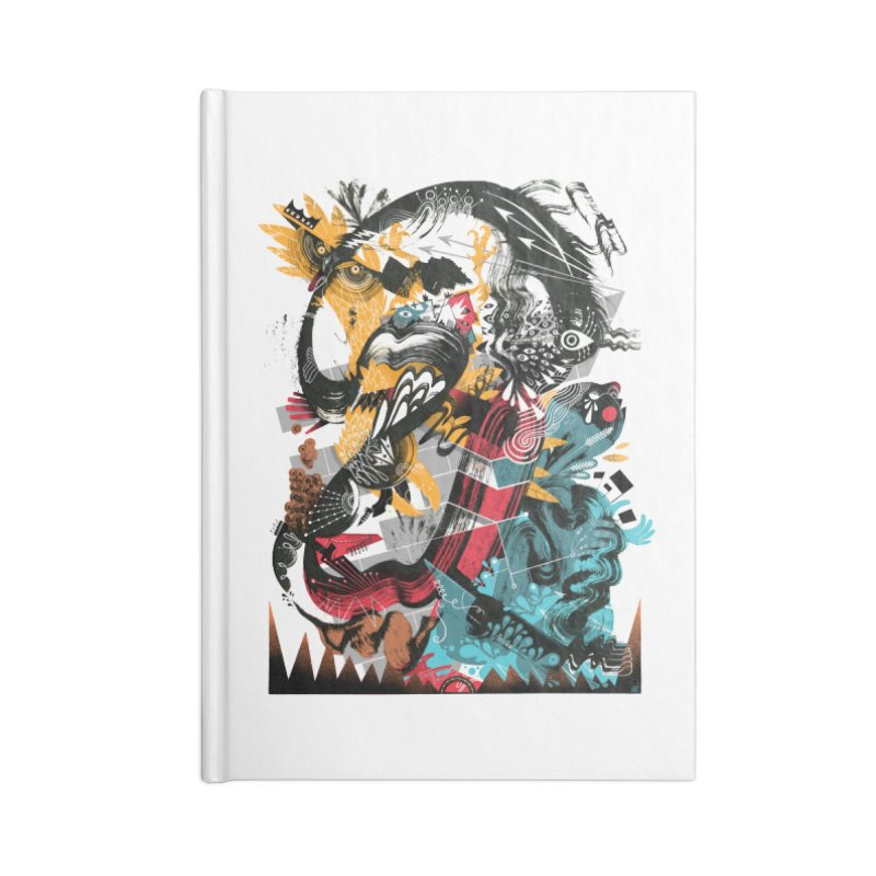 Nacido Sin Rostro Accessories Notebook by HABBENINK's Artist Shop