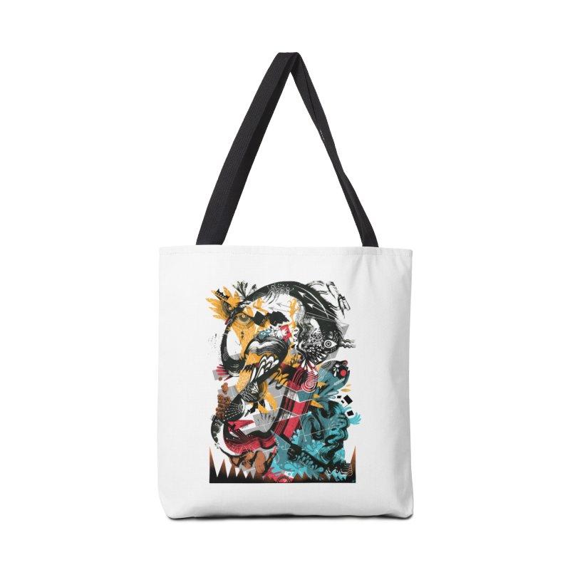 Nacido Sin Rostro Accessories Tote Bag Bag by HABBENINK's Artist Shop