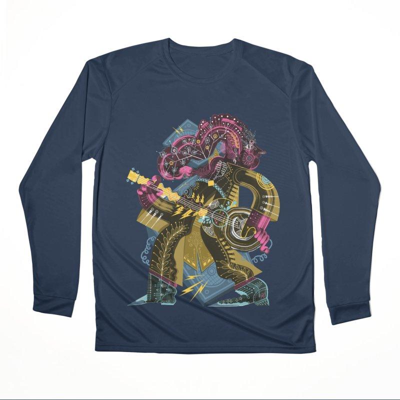 Something to Say Men's Longsleeve T-Shirt by HABBENINK's Artist Shop