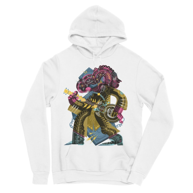 Something to Say Women's Pullover Hoody by HABBENINK's Artist Shop