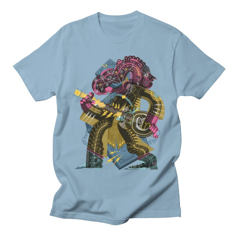 Something to Say Women's Regular Unisex T-Shirt by HABBENINK's Artist Shop