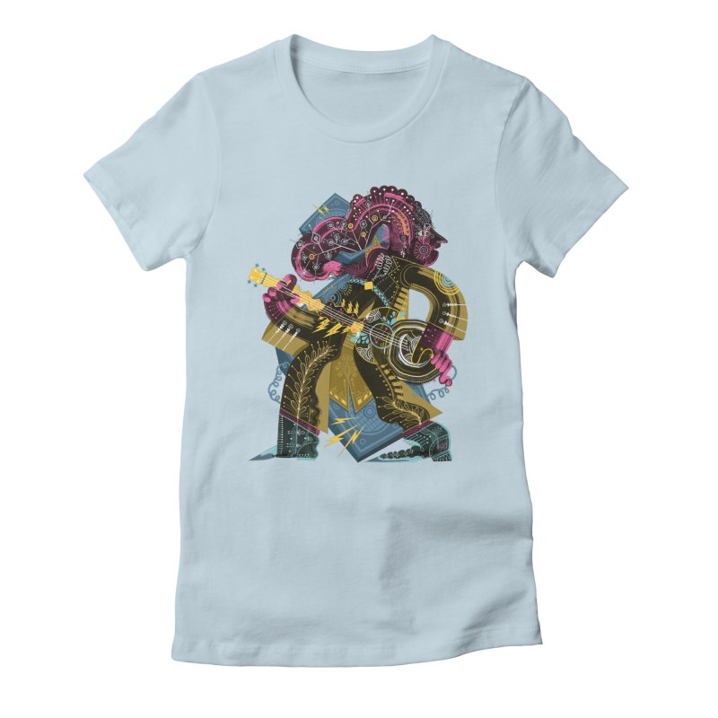 Something to Say Women's T-Shirt by HABBENINK's Artist Shop