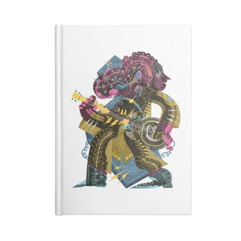 Something to Say Accessories Notebook by HABBENINK's Artist Shop