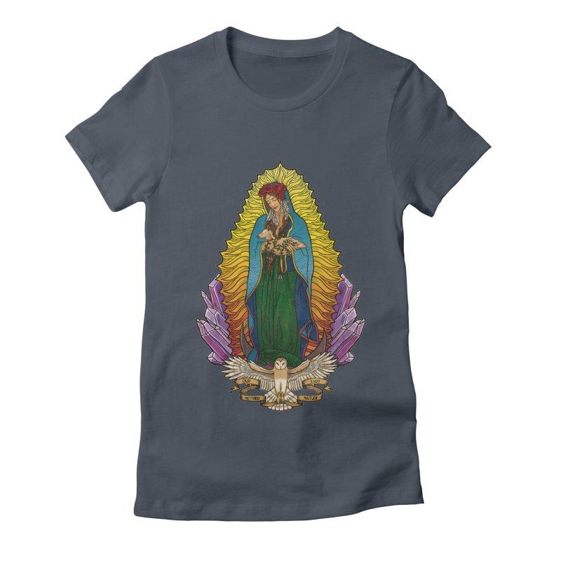Our Lady Mother Nature Women's Lounge Pants by Haciendo Designs's Artist Shop