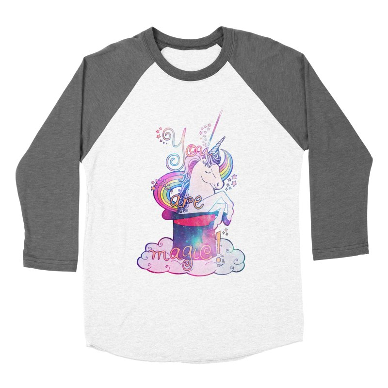 You Are Magic! Women's Longsleeve T-Shirt by Haciendo Designs's Artist Shop