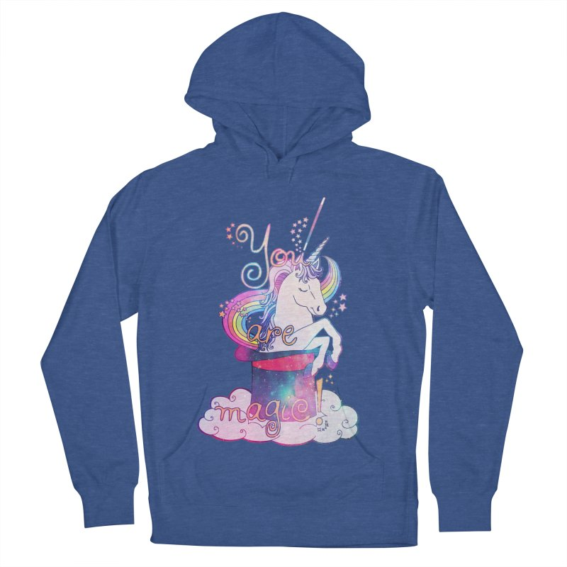 You Are Magic! Men's Pullover Hoody by Haciendo Designs's Artist Shop