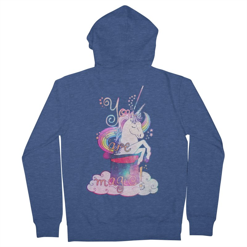 You Are Magic! Women's Zip-Up Hoody by Haciendo Designs's Artist Shop