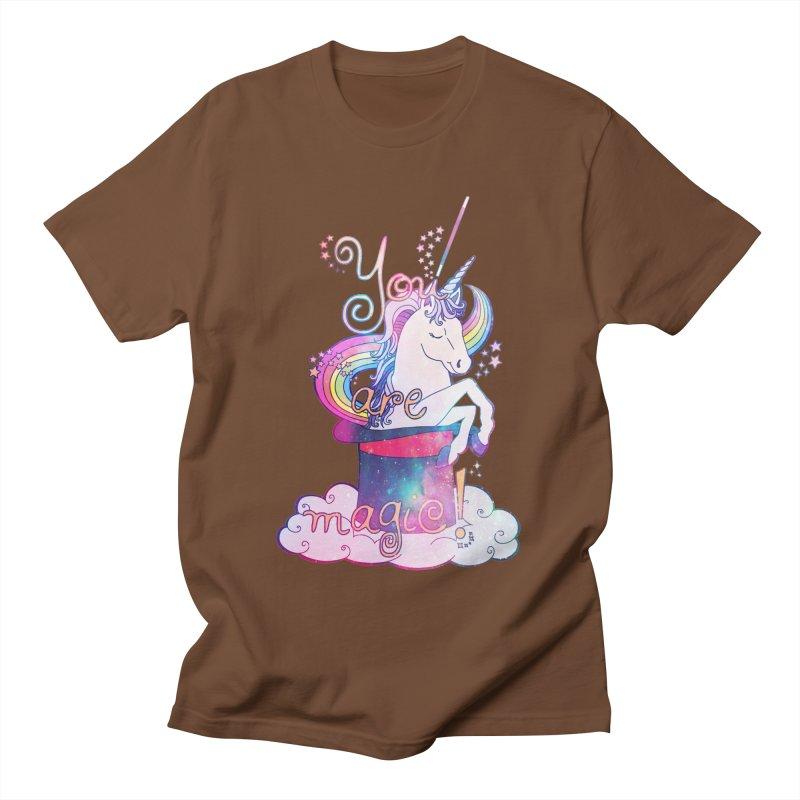 You Are Magic! Women's Unisex T-Shirt by Haciendo Designs's Artist Shop