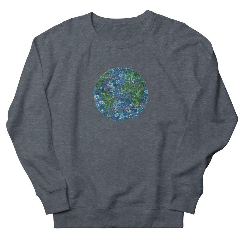 The Earth Laughs in Flowers Men's Sweatshirt by Haciendo Designs's Artist Shop
