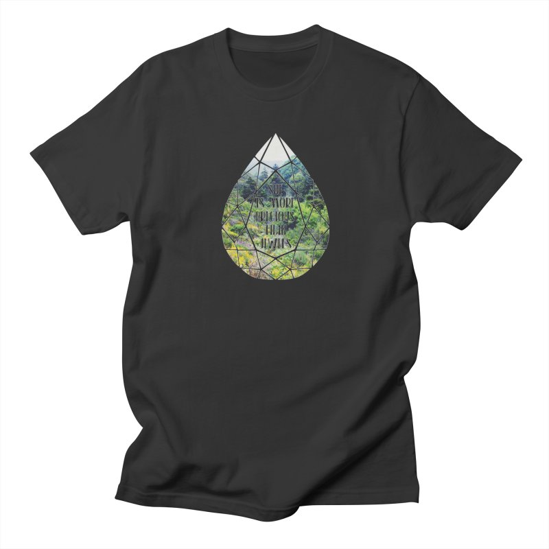 She is More Precious Than Jewels Women's Unisex T-Shirt by Haciendo Designs's Artist Shop