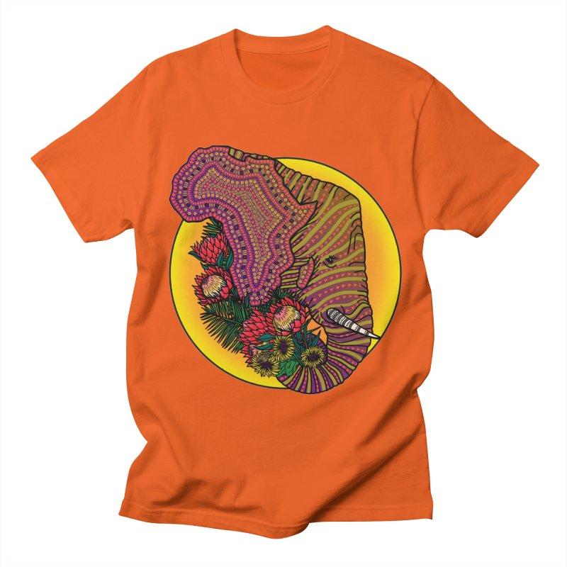 Loxodonta Africana Women's Regular Unisex T-Shirt by Haciendo Designs's Artist Shop