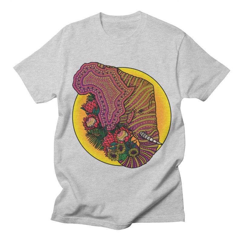 Loxodonta Africana Women's Unisex T-Shirt by Haciendo Designs's Artist Shop