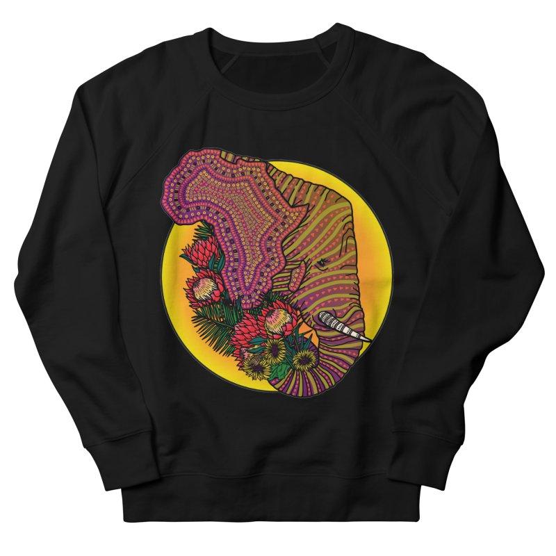 Loxodonta Africana Women's Sweatshirt by Haciendo Designs's Artist Shop